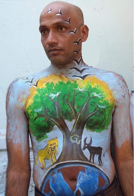 Green Cammando Virendra Singh